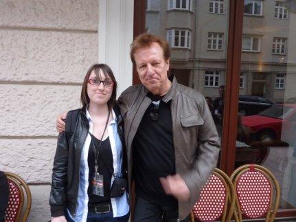 Herman Rarebell de Scorpions (Munich)