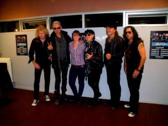 Scorpions (Rouen 2011)