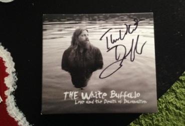 Dédicace de White Buffalo