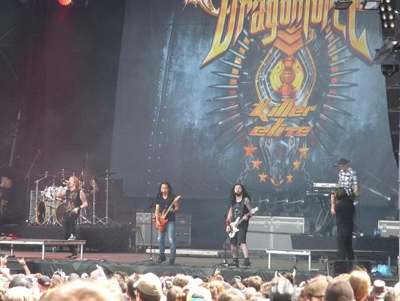 Dragonforce, Hellfest 2016