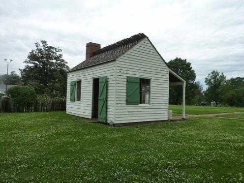 Maison du contremaitre, Laura Plantation