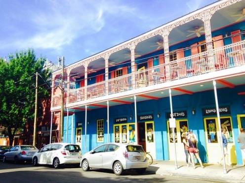 Faubourg Marigny - New Orleans