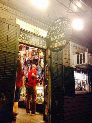 Maison de Marie Laveau - New Orleans