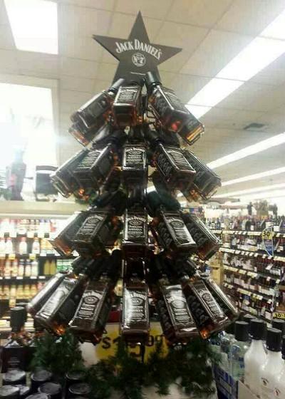 sapin-noel-jack-daniel-whisky