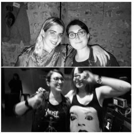 Katie Stelmanis, Maya Posepski, Austra, La Rochelle 2017