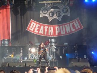 Five Finger Death Punch - Download Paris 2017