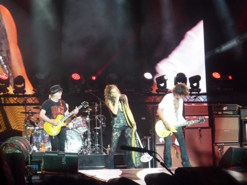 Aerosmith - Hellfest 2017