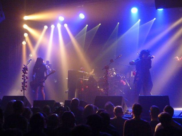 Christian Death - La Machine du Moulin Rouge, 19 avril 2018