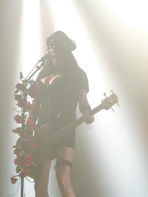 Christian Death - La Machine du Moulin Rouge, 19 avril 2018