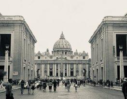 entrée Vatican