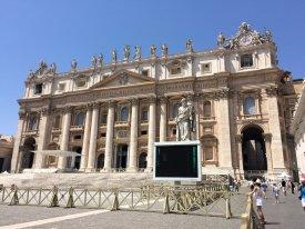 entrée basilique