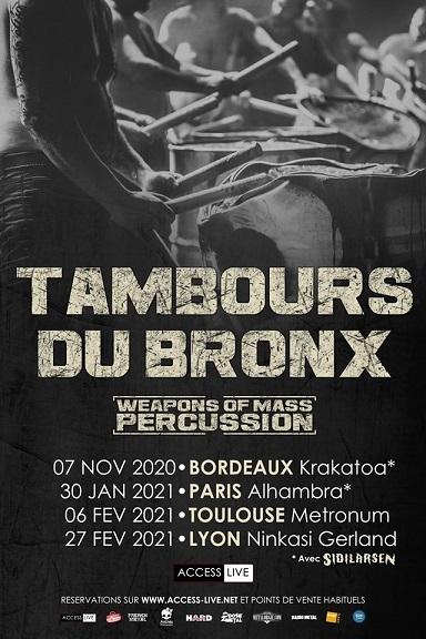 tambours-du-bronx
